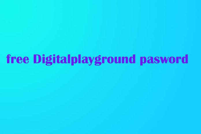 free digitalplayground password